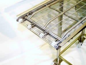 Wire Belt Conveyors