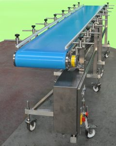 PU Belt Conveyors