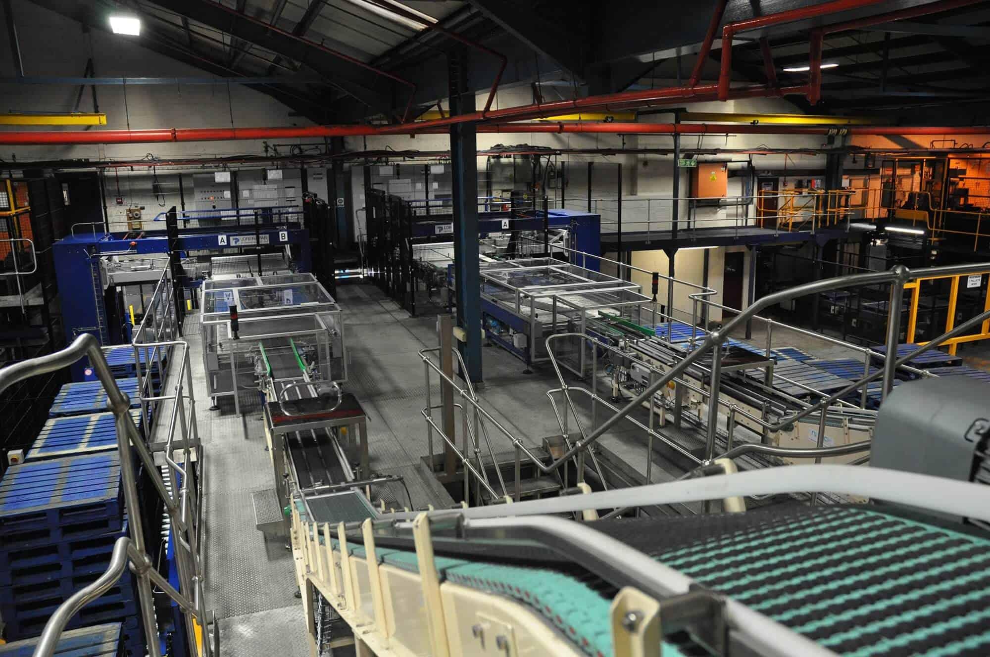 conveyor manufacturers uk