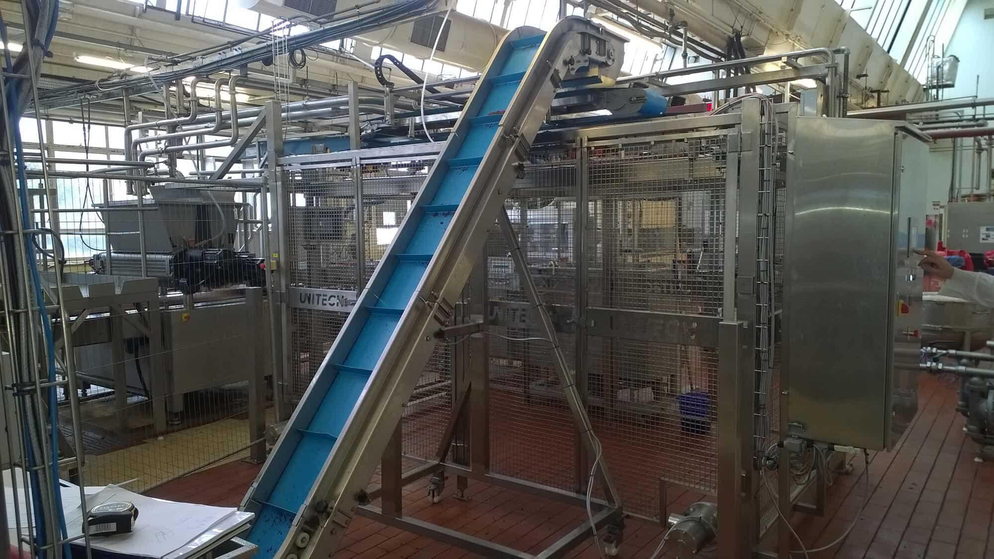 Elevating Conveyors